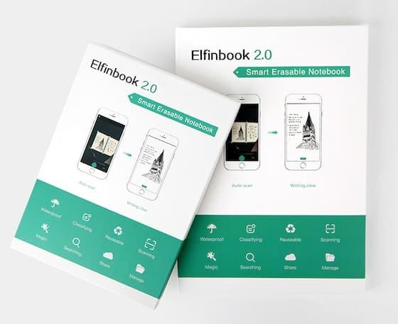 Sổ tay thông minh Elfinbook