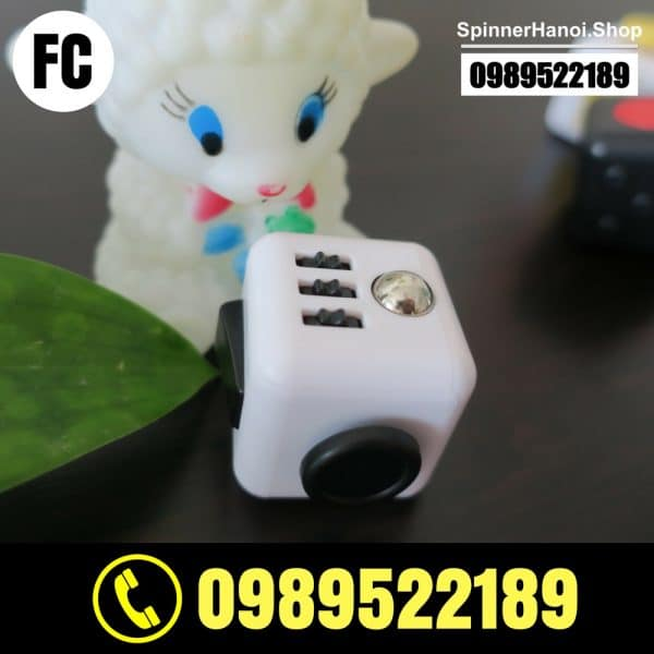 Fidget Cube Tăng Tập Trung Giảm Stress 1