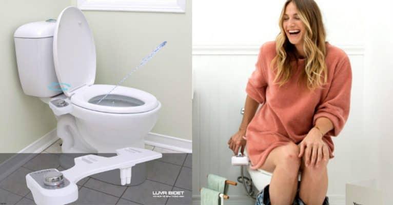 Vòi Xịt Vệ Sinh Thông Minh - Thay Đổi Cách Bạn Đi Toilet