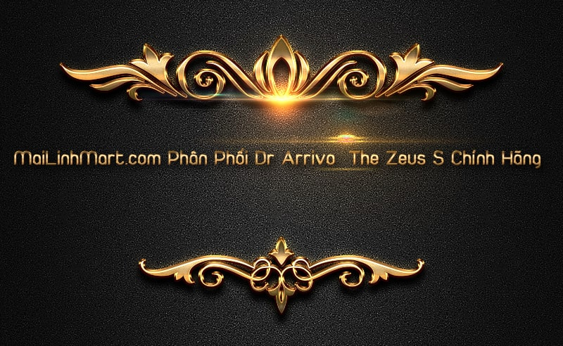 Máy Nâng Cơ Dr Arrivo The Zeus S