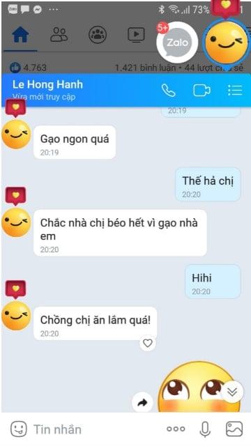 Chị Hạnh Hà Đông khen gạo Séng Cù ngon